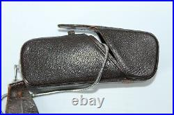 Vintage MINOX Wetzlar Model A III Silver Subminiature Spy Camera & Leather Case