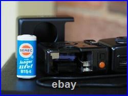 Vintage Minolta 16 Mg-s Standard Kit-16mm Subminiature Camera Set Complete