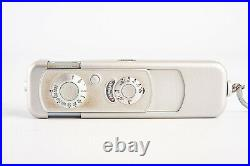 Vintage Minox A IIIs Subminiature Spy Camera with Complan 15mm Lens & Case V19
