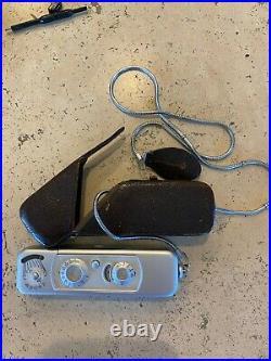 Vintage Minox B Spy Mini Camera with strap, case, flash + bulbs, instructions ++