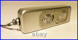 Vintage Minox III Wetzlar Subminiature Spy Camera, Case, Chain #98520