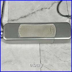 Vintage Minox Spy Camera Original Case / Chain Made In Germany