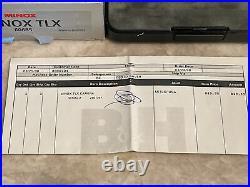 Vintage Minox TLX Box Set (Case, Chain) Subminiature Camera