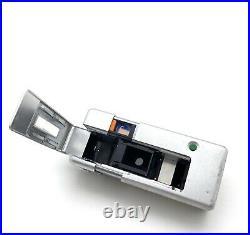 Vintage Rollei E 110 Subminiature Spy Camera, WithOriginal Case, NICE