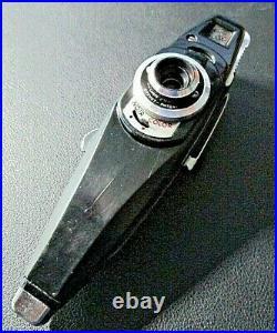 Vintage S. E. C. A. M. France STYLOPHOT 16m/m Spy Subminiature Pen Camera withCase