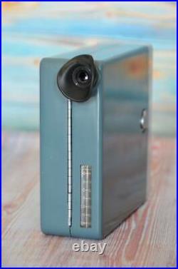 Vintage USSR Movie Camera Kiev 16-e Retro Camera 16 mm