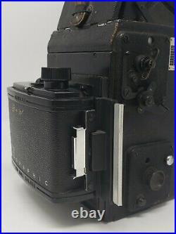 Vintage camera Folmer Graflex R B series B/ Lens KODAK EKTAR