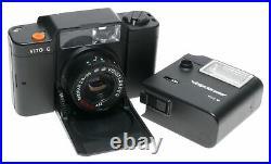 Voigtlander Vito C Camera Blitz VCS 18 Flash Color Skopar 2.8/38