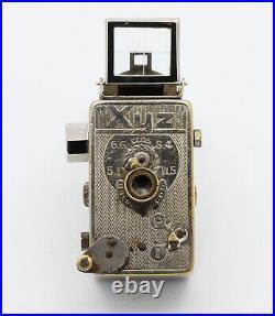 Xyz LANCART Ets Bilder Von 12 X 15 MM Paris Frankreich Selten Miniatur Auf 1935