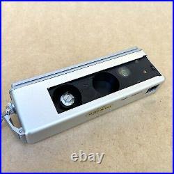 Yashica Atoron Ultra Miniature Vintage Film Camera With Case GOOD
